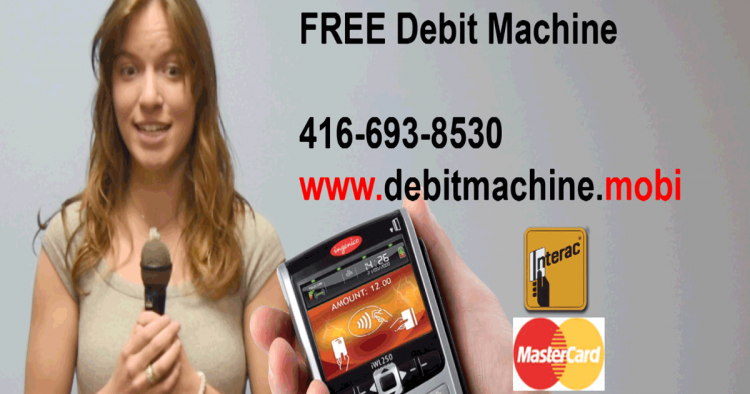 Free Debit Machine halifax nova scotia
